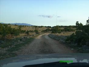 Photo: put u planinu