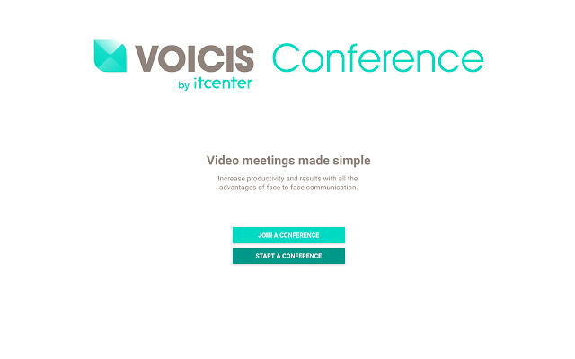 VOICIS Conference Extension
