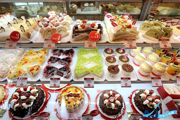 亞尼克台南安平店 人氣生乳捲、黑魔粒、起司磚 用亞尼克隨享卡買蛋糕最划算