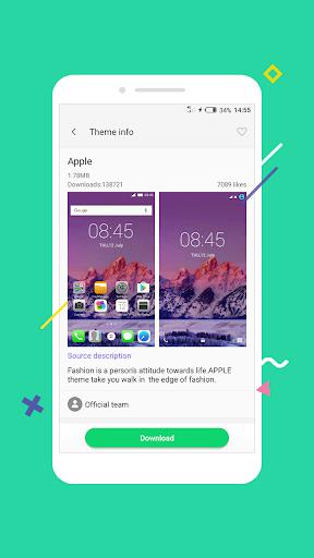XOS - Launcher,Theme,Wallpaper 3.6.19 Screenshots 3