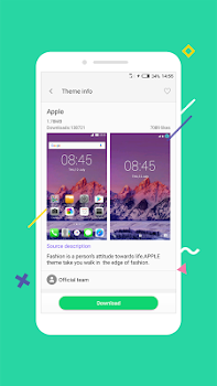 XOS - Launcher,Theme,Wallpaper