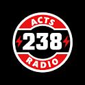Acts238 Radio icon