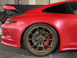 911 GT3のカスタム事例画像 メシ<車さんの2021年04月16日21:44の投稿