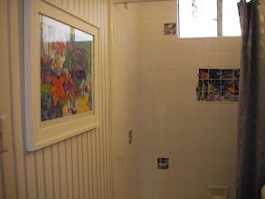 Photo: Shower in main bathroom