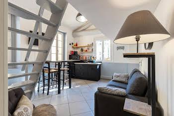 Appartement meublé 3 pièces 38 m2