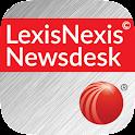 LexisNexis Newsdesk icon