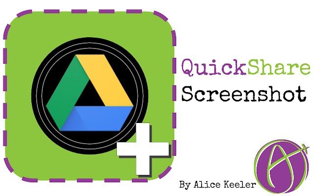 Alice Keeler QuickShare Screenshot