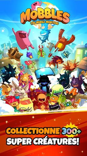 Mobbles - the mobile monsters  captures d'écran 1