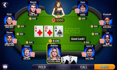 Texas Holdem - Poker Series 1.0.4 screenshot 8754