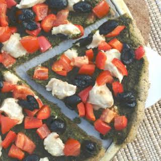 Grain-Free Pizza Crust.