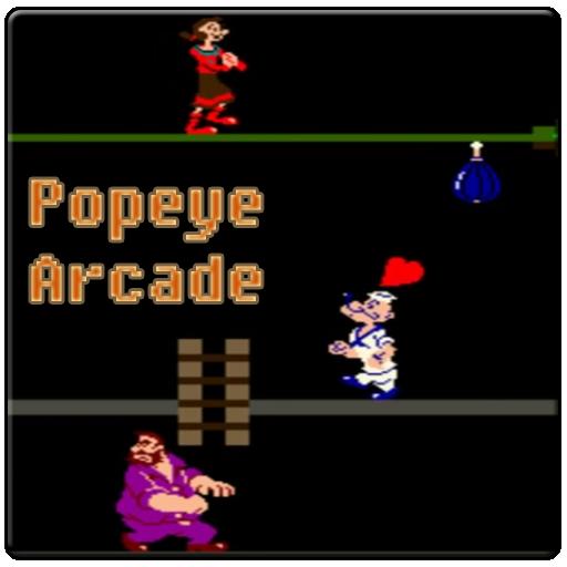 Guide Popeye Arcade