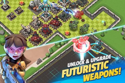 Download Mad Rocket: Fog of War - New Boom Strategy! MOD APK 10