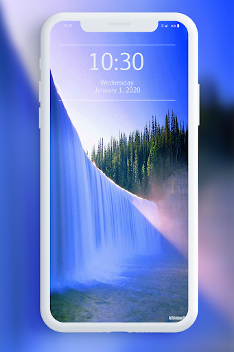 Waterfall Wallpaper 1.0 screenshots 2