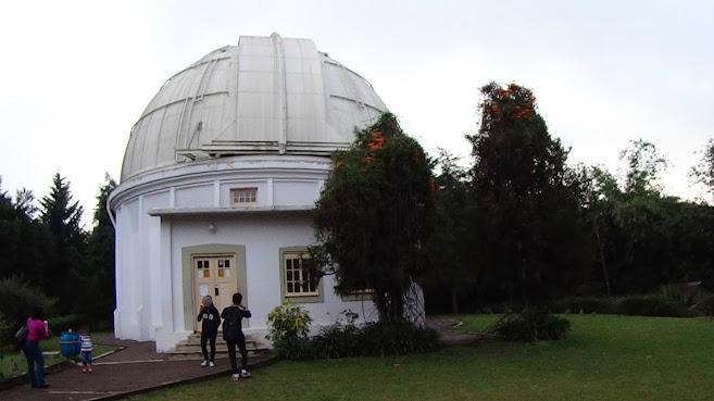 Gedung Kupel di Observatorium Bosscha
