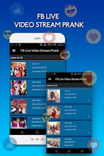 Live Video Stream Prank - Live FACE Prank - náhled