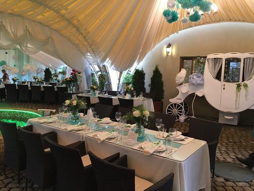 Малый шатер в Ляби Хауз для свадьбы 2