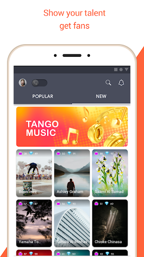 Tango Video Calls screenshot 3