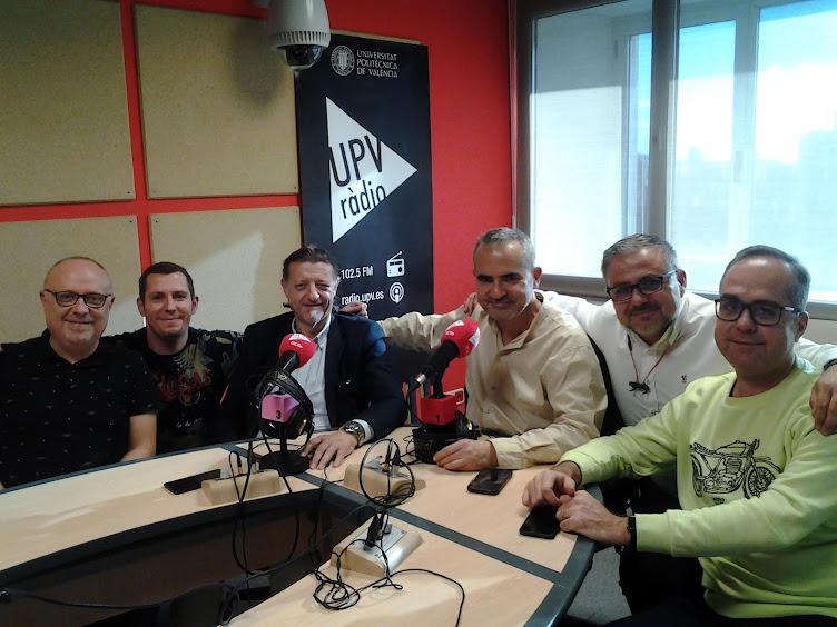 Programa 102 de Hablemos de Fallas en la UPV-Radio