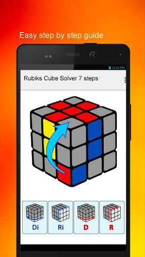 rubiks cube 7 step solution