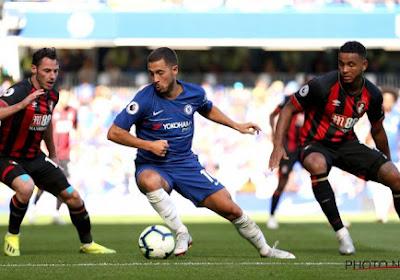 """""""Eden Hazard n'est même pas encore à son meilleur niveau"""", estime un analyste"""