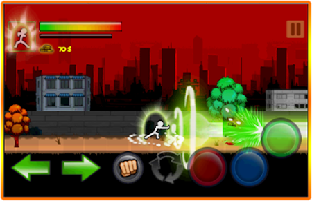 Angry StickMan 3.0 screenshot 640851