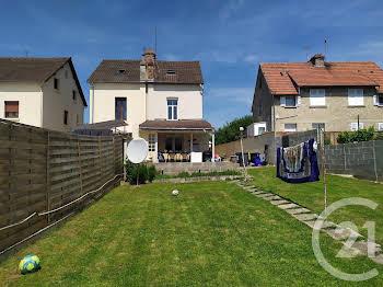 Maison 4 pièces 91,14 m2