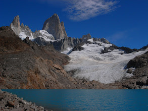Photo: The view of Fitz Roy from east