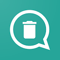 WAMR - Recover deleted messages & status download icon