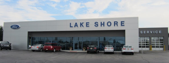 Photo: Lakeshore Ford - Burns Harbor, IN