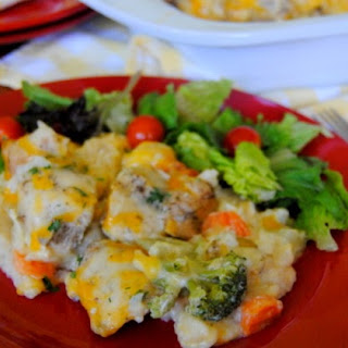 Crock Pot Chicken Casserole With Rice Recipes