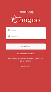 zingoo Partner App- screenshot thumbnail