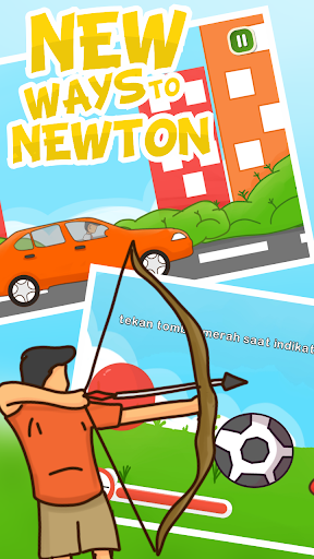New Ways to Newton  captures d'écran 1