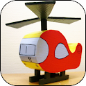300+ Easy Origami Toys. Paper Figures🔫🍄🐇👠🚀🚜 icon