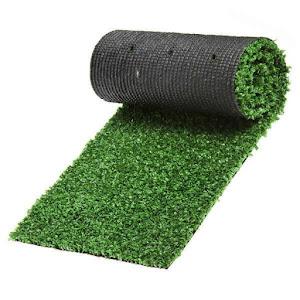 Gazon artificial cu aspect de iarba verde 1 x 2 Metri
