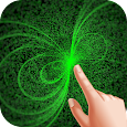 Galaxy Particles icon