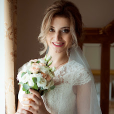 Wedding photographer Elena Astakhova (astahova1390). Photo of 01.04.2016