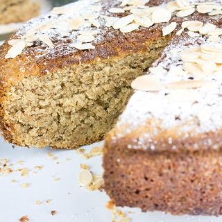 Italian Almond Cake [Vegan].