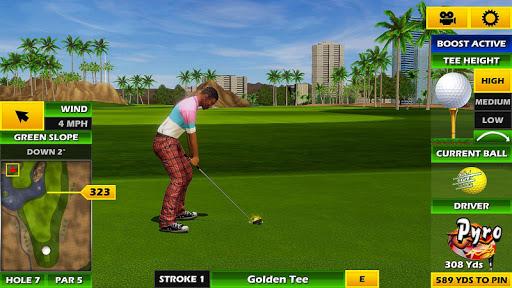 Télécharger Golden Tee Golf apk mod screenshots 6
