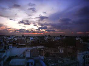 Photo: Taken from the Roof ~ 屋根から ~ in India