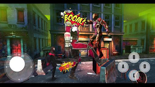 Code Triche Marvels Superhero Ultimate Fighting Games :2020  APK MOD (Astuce) screenshots 1