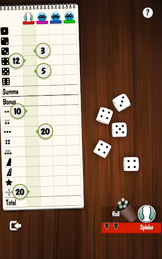 Yatzy Offline and Online - free dice game 3.2.25 screenshots 12