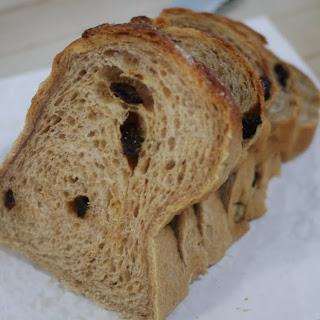 Brown Sugar Raisin Loaf