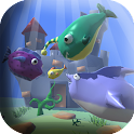 Fish eat Fish Frenzy icon