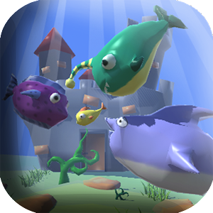 Fish eat Fish Frenzy for PC and MAC