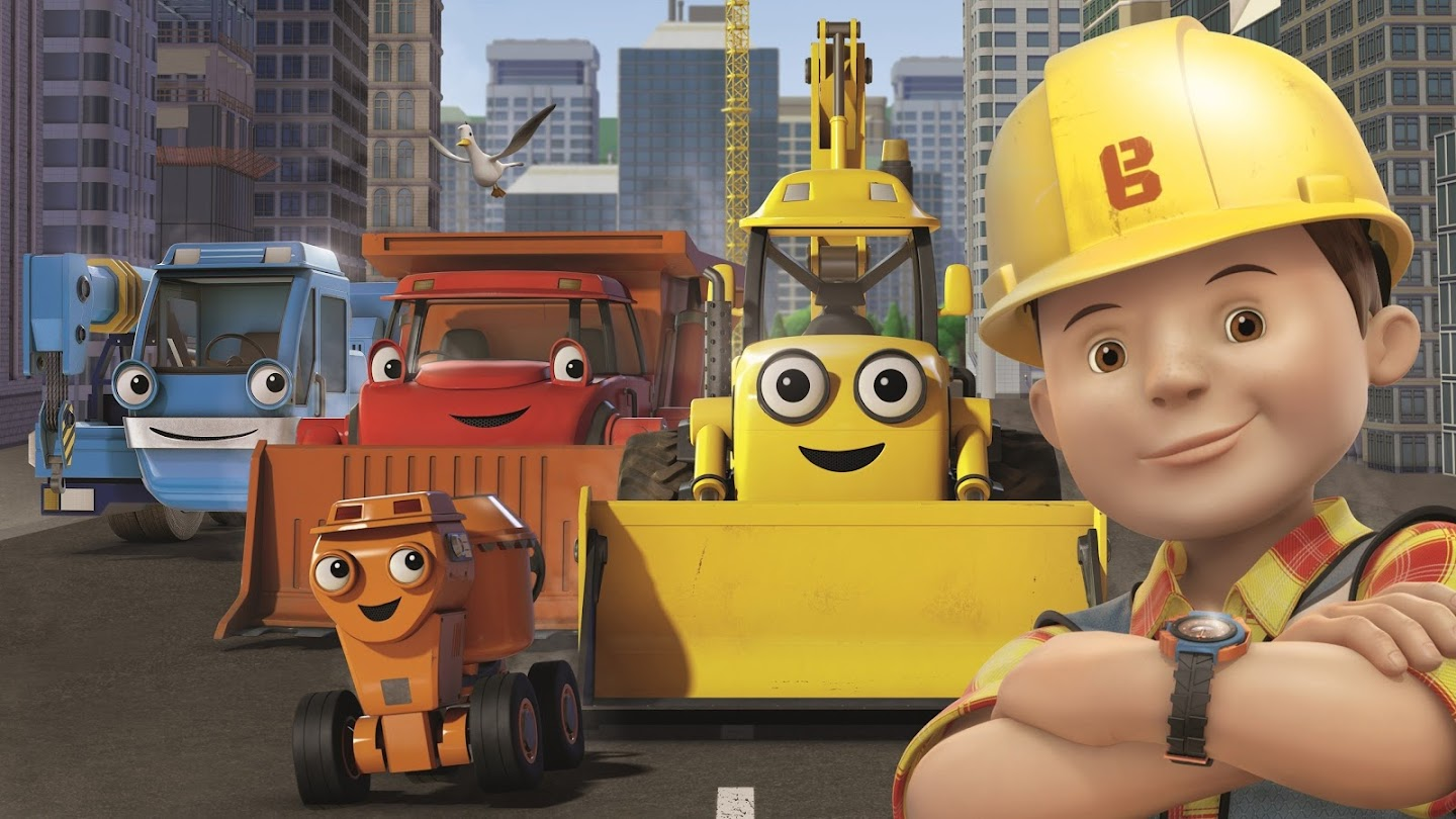 Watch Bob the Builder live