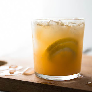 Spiced Green Tea Ginger Lemonade