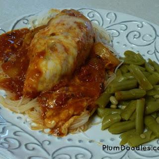 Gluten Free Baked Chicken Italiano