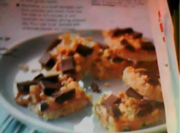 Caramel Chocolate Cashew Chewies