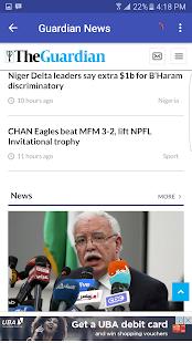 Nigerian News - náhled