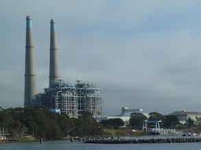 Photo: Moss Landing Power Plant usine électrique au gaz naturel